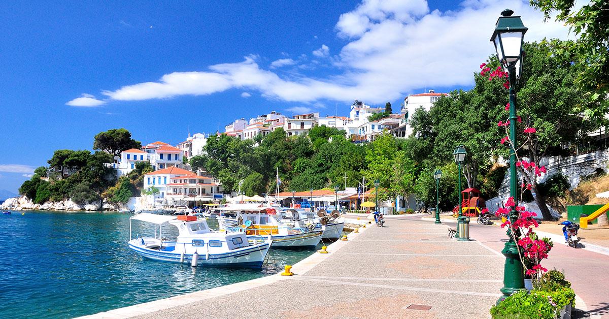 Last minute Skiathos, Skopelos a Skyros