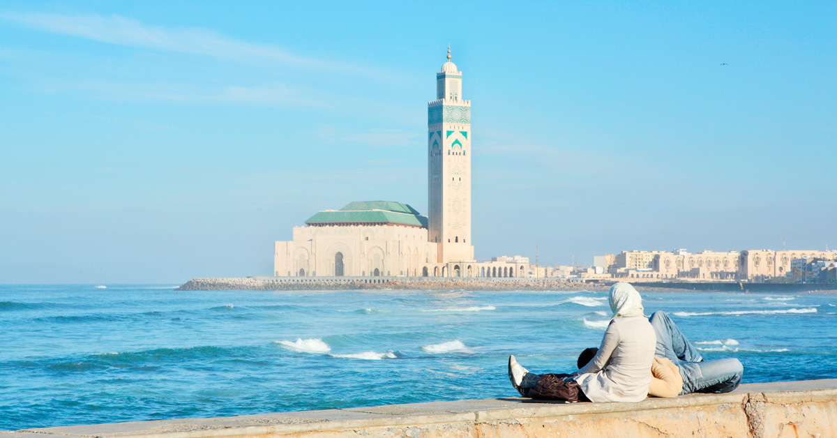 Last minute Casablanca, El Jadida a Rabat