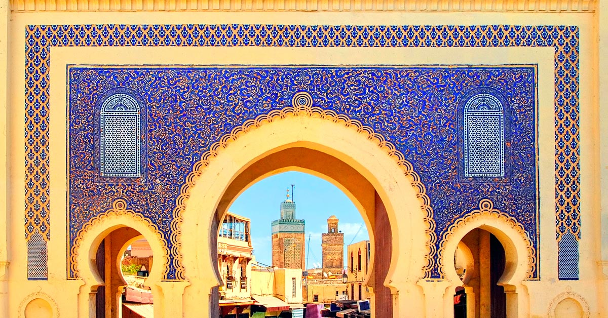 Last minute Maroko - Pevnina
